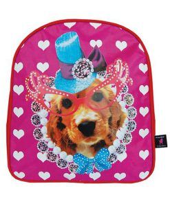 Rucksack mit Hundeprint auf www.mina-lola.com