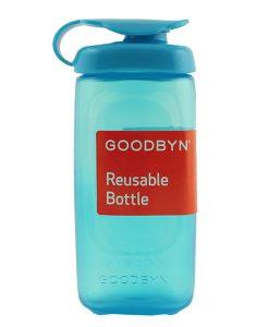 Goodbyn Trinkflasche in blau auf www.mina-lola.com