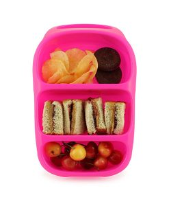 Goodbyn Lunchbox in pink auf www.mina-lola.com