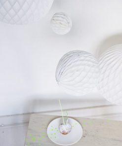 Honeycomb in klassischem weiß von Engel auf www.mina-lola.com