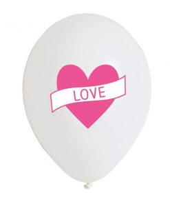 Luftballon LOVE auf www.mina-lola.com von my little day