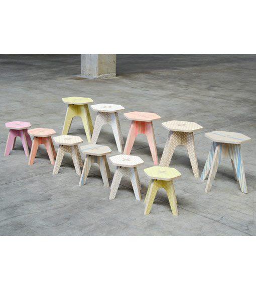 Coole Stühle auf www.mina-lola.com von Studio delle Alpi