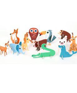 Animal Parade auf www.mina-lola.com von Omm Design