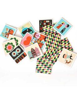 Memory Spiel klassisch auf mina-lola.com von Omm Design