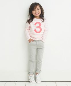 Geburtstagsshirt 3 pink-weiß auf mina-lola.com von Bob&Blossom
