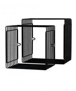 2-er Regal-Set in schwarz auf mina-lola.com von done by deer