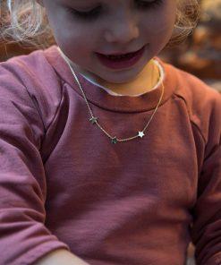 You are my shining star- Halskette auf mina-lola.com von Lennebelle