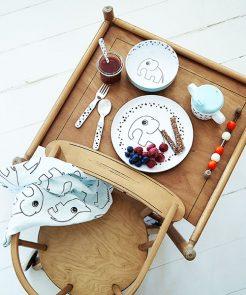 Happy dots Geschirr auf mina-lola.com von done by deer