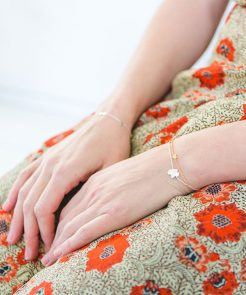 Our hearts beat as one – Mama Armband auf mina-lola.com von Lennebelle