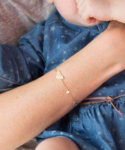Stargazer – Mama Armband auf mina-lola.com von Lennebelle