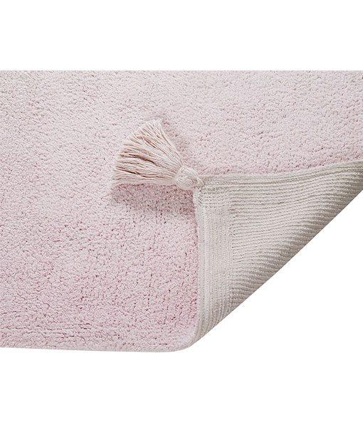 Teppich DEGRADE vanilla soft pink auf mina-lola.com von Lorena Canals