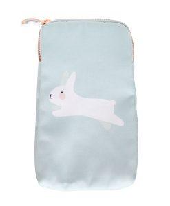 Federpenal white Rabbit auf mina-lola.com von Eef Lilemore
