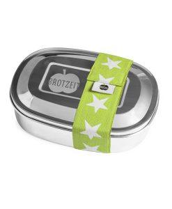 Brotzeit Lunchbox duo grün auf mina-lola.com
