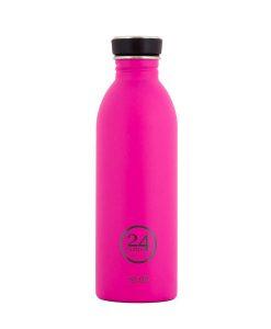 Trinkflasche pink auf mina-lola.com von 24bottles