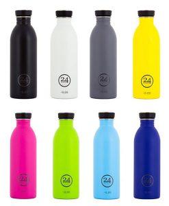 Trinkflaschen 24bottles auf mina-lola.com