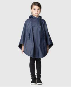 Regenmantel BLACK SWAN mood indigo auf mina-lola.com von Gosoaky
