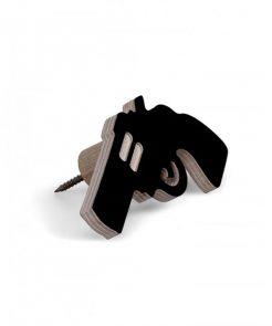 Wandhaken Pistol auf mina-lola.com von that´s mine
