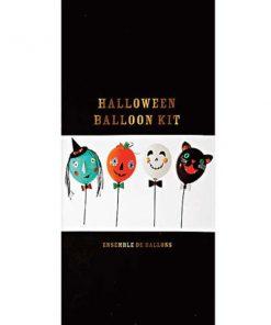 Luftballon Set für Halloween auf mina-lola.com von Meri Meri