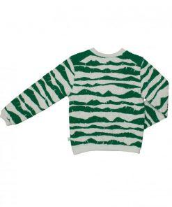 Sweater green mountains auf mina-lola.com von Noé & Zoë