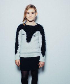 Strick Sweater Pinguin auf mina-lola.com von Noé & Zoë