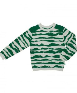 Sweater green mountains auf mina-lola.com von Noé & Zoë