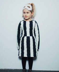 Kleid black stripes XL auf mina-lola.com von Noé & Zoë