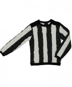 Sweater black stripes auf mina-lola.com von Noé & Zoë