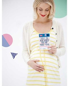 Milestone Original Pregnancy Cards auf mina-lola.com