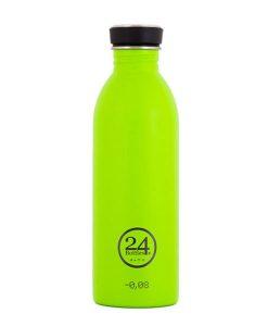Trinkflasche green auf mina-lola.com von 24bottles