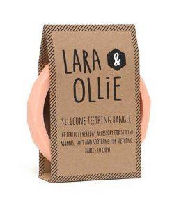 Armreif Geometric BLUSH von Lara & Ollie auf mina-lola.com