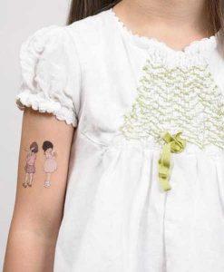 Tattoo Furry Friends auf mina-lola.com von Tattyoo
