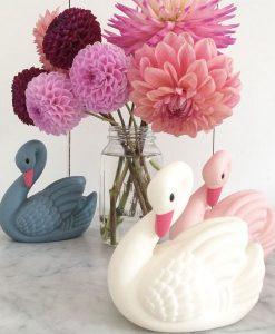 Mini Light Swan Rose Vanille auf mina-lola.com von Lapin&me