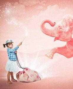Play & Go Pink Elefant auf mina-lola.com
