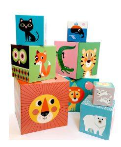 Stapelwürfel auf mina-lola.com von Omm Design