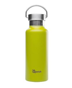Qwetch Thermosflasche travel pot limegreen auf mina-lola.com