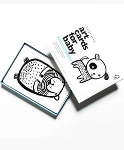 Baby Art Cards Pets auf mina-lola.com von Wee Gallery