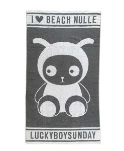 Badehandtuch NULLE von LuckyBoySunday auf mina-lola.com