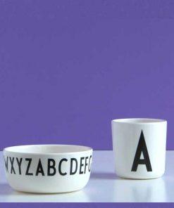 Melamin Becher auf mina-lola.com von Design Letters