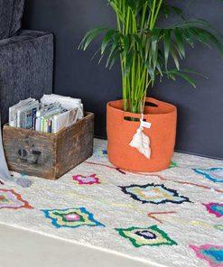 Teppich KAAROL auf mina-lola.com von Lorena Canals