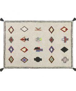 Teppich NAADOR auf mina-lola.com von Lorena Canals