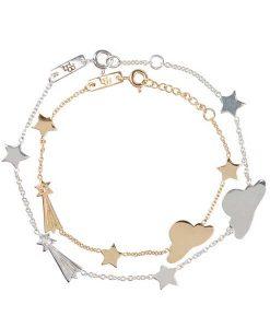 Stargazer Set silber und gold auf mina-lola.com