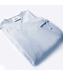 Baby Schlafsack hellblau auf www.mina-lola.com von moumout