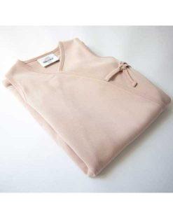 Baby Schlafsack rosa auf www.mina-lola.com von moumout