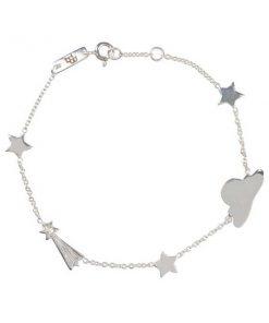 Stargazer – Mama Armband silber auf mina-lola.com von Lennebelle