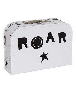 Suitcase Lion auf mina-lola.com von a little lovely company