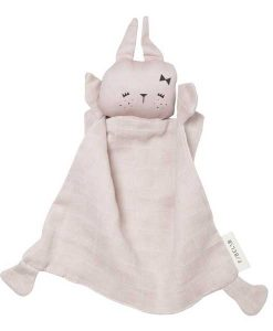 Kuscheltuch Cute BUNNY auf mina-lola.com von Fabelab