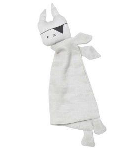 Kuscheltuch PIRAt Bunny auf mina-lola.com von Fabelab