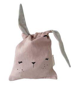 Lunchbag Bunny Mauve auf mina-lola.com von Fabelab