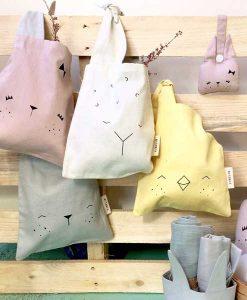 Lunchbag Buny auf mina-lola.com von Fabelab
