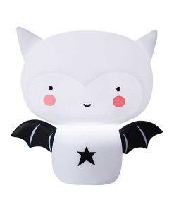 Nachtlicht Bat auf mina-lola.com von a little lovely company